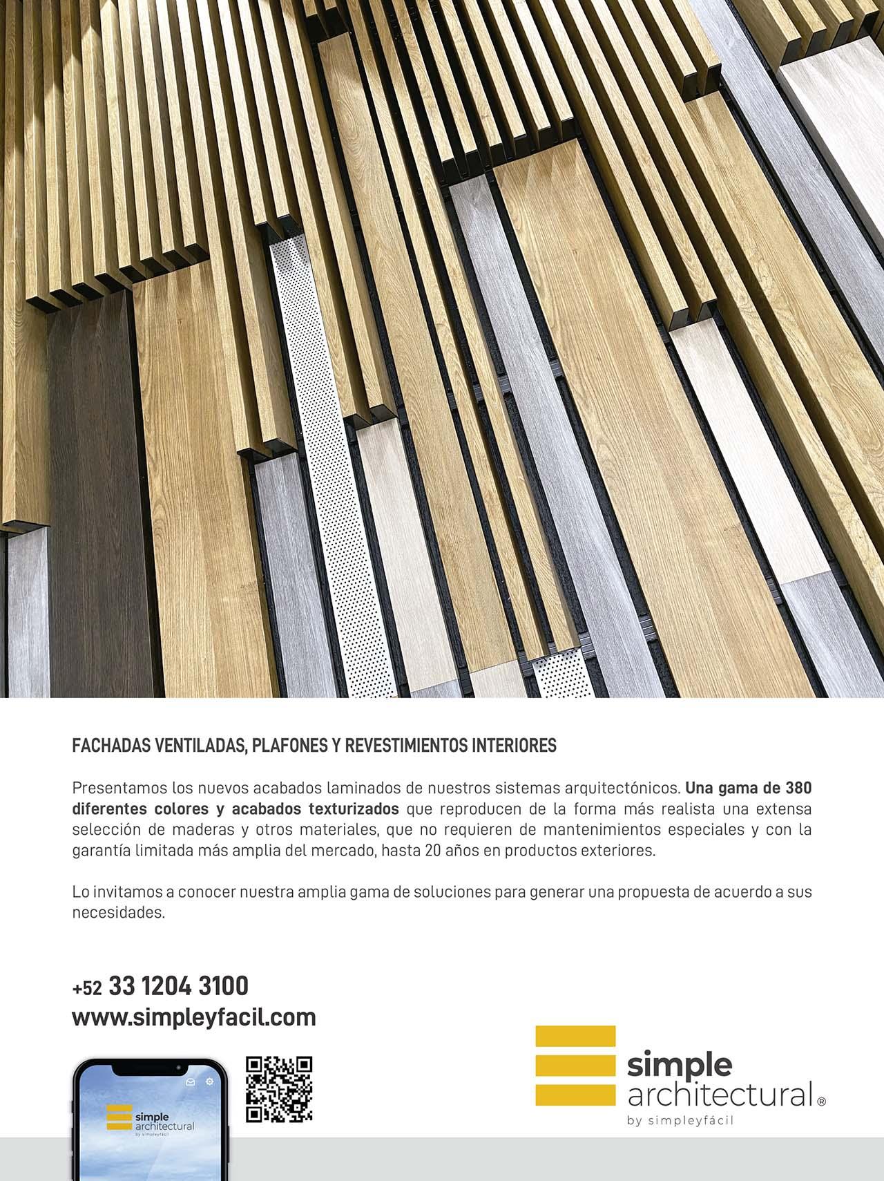 Skin Wall, la nueva tendencia de diseño para fachadas ventiladas